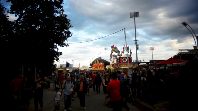 Canadian Exhibition, Toronto