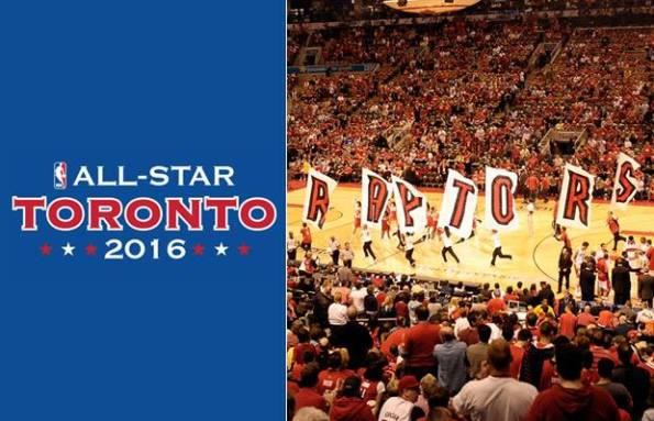 Toronto to host NBA All-Star 2016 + Drake Raptors Ambassador