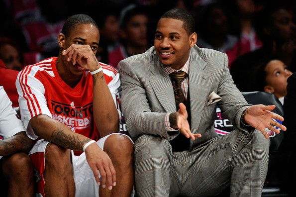 NBA: Should The Toronto Raptors Pursue Carmelo Anthony?