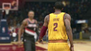 Kyrie NBA LIve 15