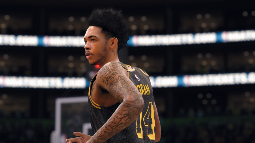 NBA LIVE 18 The One Edition (142)