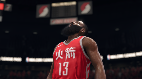 NBA LIVE 18 The One Edition (156)