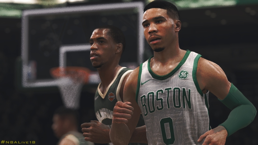 NBA LIVE 19: Player Movement Sliders And Expanded Ratings